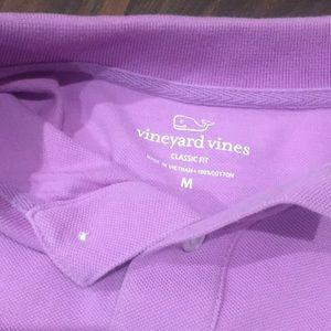 Vineyard Vines Shirts - Vineyard Vines Polo Medium